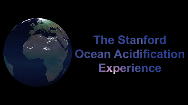 The Stanford Ocean Acidification Experience