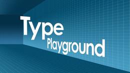 Type Playground