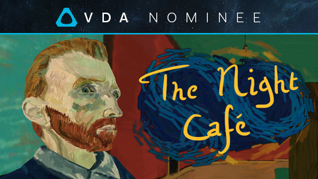 The Night Cafe: A VR Tribute to Van Gogh