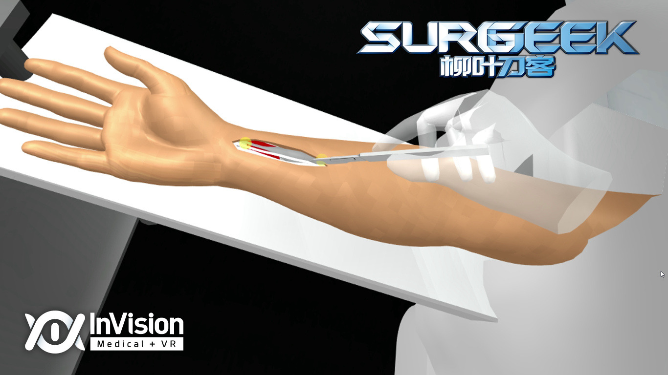 Surgeek - Virtual Surgeon