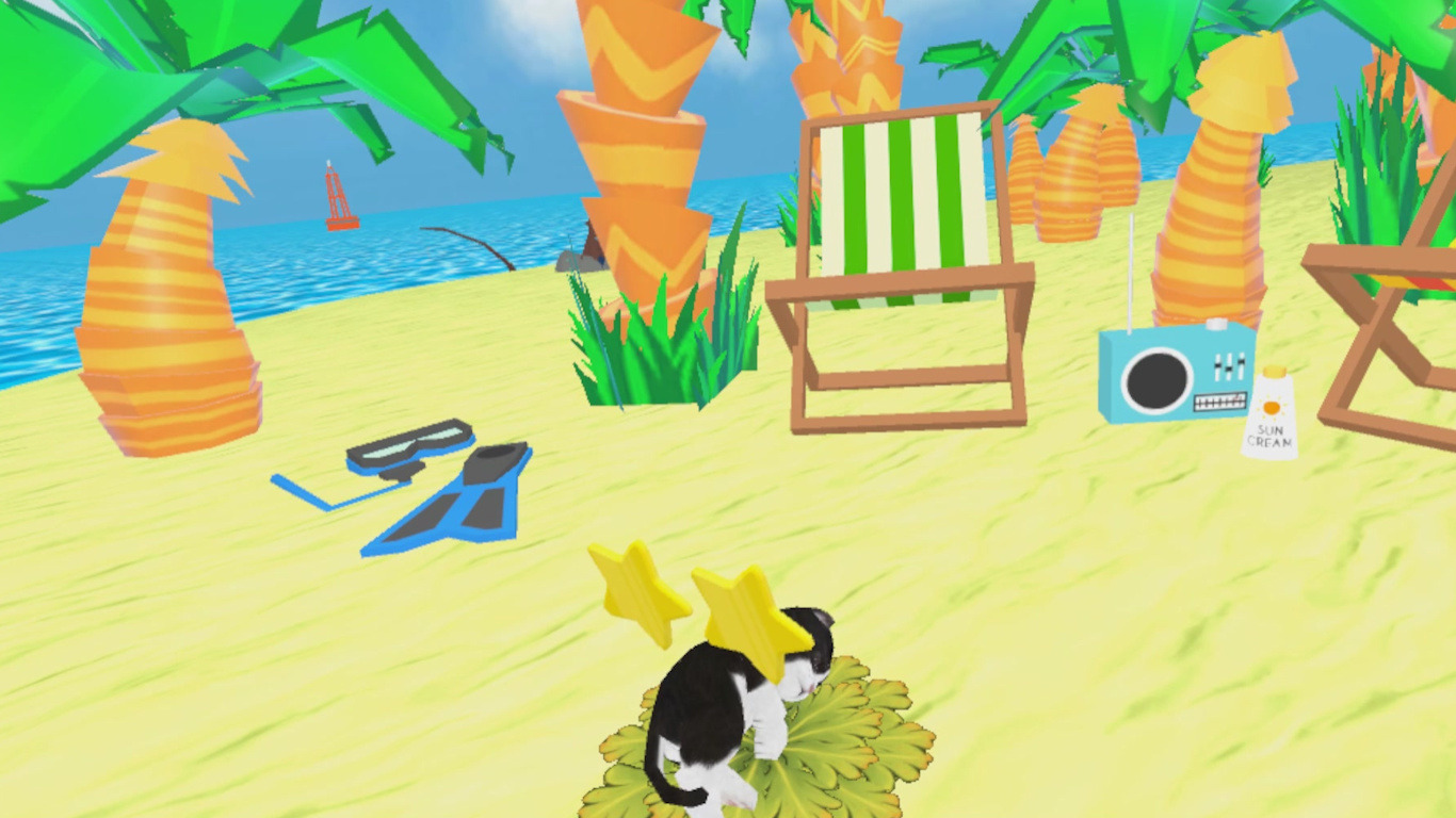 Konrad the Kitten - a virtual but real cat - Early access