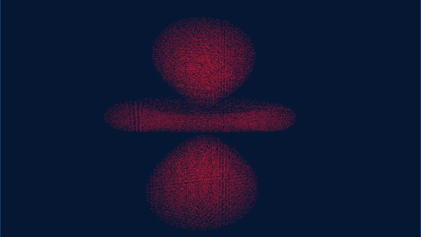 Hydrogen Orbital (3dz2)