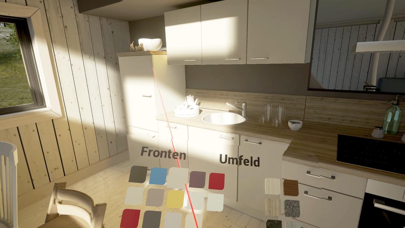 VR Kitchen Experience