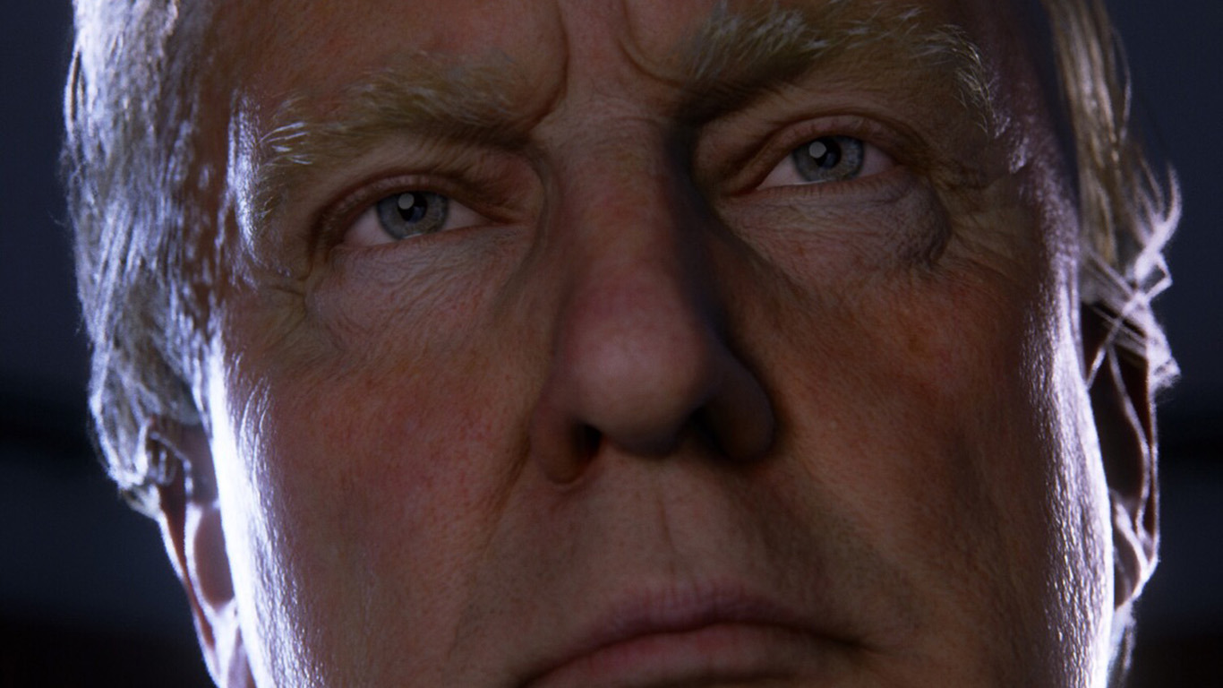 "Trump In VR: ""Wide Awake"""