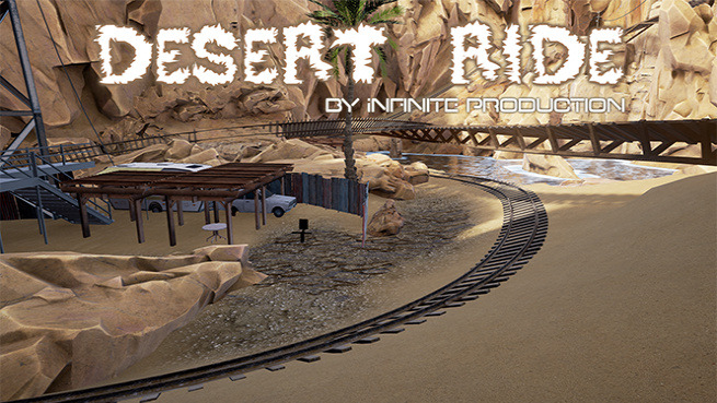 Desert Ride Coaster