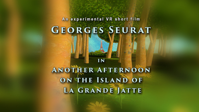 Another Afternoon on the Island of La Grande Jatte