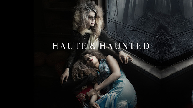 Haute & Haunted